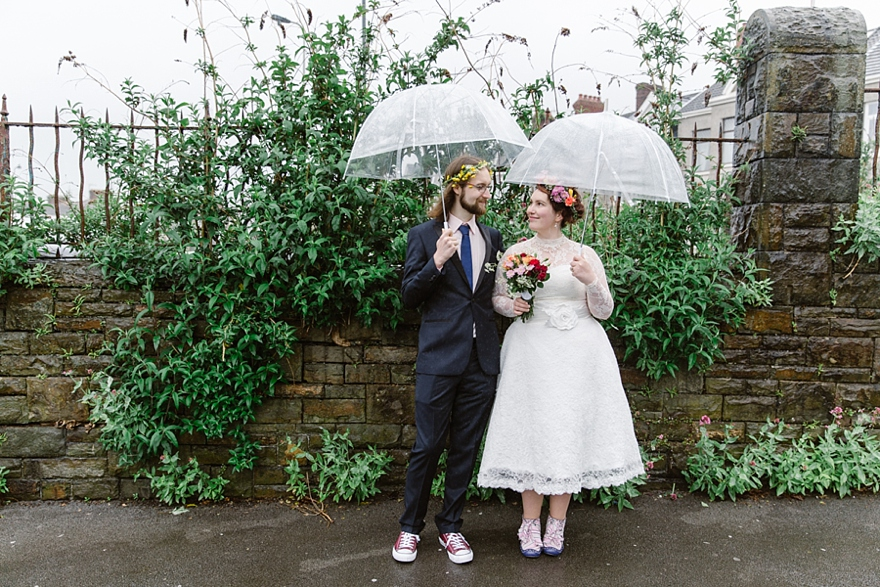 Rainy Wedding Day Advice & Top Tips