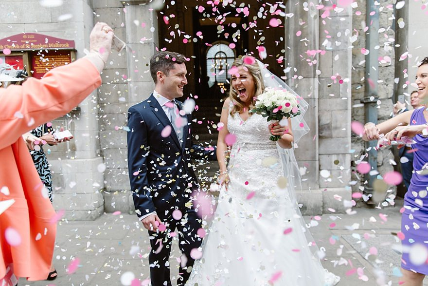 Im Often Asked Whats Your Favourite Part Of A Wedding Day Without Hesitation I Will Answer The Confetti Tradition Throwing Goes